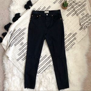 We The Free High Rise Skinny Jeans